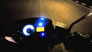 Uji Akselerasi Suzuki Satria FU150
