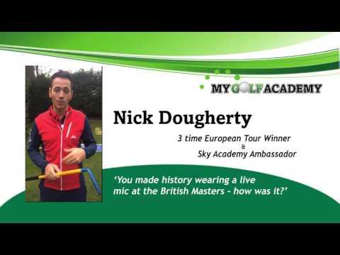 Nick Dougherty - Live Mic
