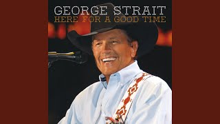 George Strait Drinkin' Man
