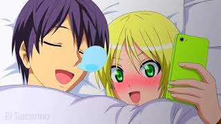 Anime // Cuando Tu Novia Quiere Dormir Contigo // Mangaka san Latino