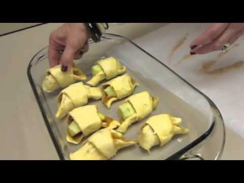 Bank Kitchen Recipe: French Apple Crescents