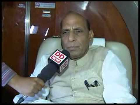 Exclusive interview with Union Home Minister Rajnath Singh