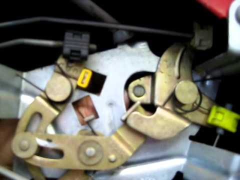 Ford Superduty Rear Door Wont Open Part 3 Of 3 Youtube