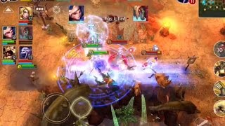 Elite Reborn 3v3 #23 Heroes of order & chaos [ HOC ] Valox Fireraven
