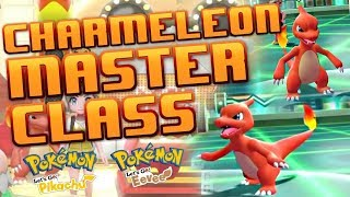 Charmeleon MASTER CLASS! - Pokemon Lets Go Pikachu and Eevee Wifi Battle/Teambuilding/Discussion