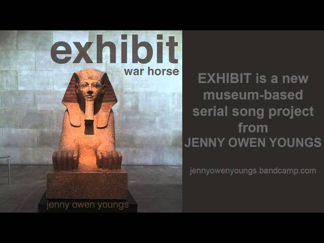 Jenny Owen Youngs - War Horse (EXHIBIT series #6)