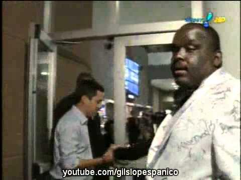 Pânico Na TV 31/10/2010 - Charles Henriquepédia na Festa do DVD de Hebe Camargo