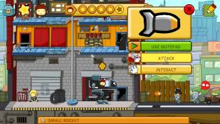 #4 Прохождение Scribblenauts Unlimited PC с Сибирским Леммингом
