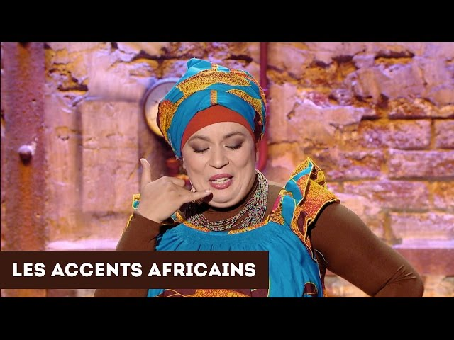 Les accents Africains Jamel Comedy Club thumbnail