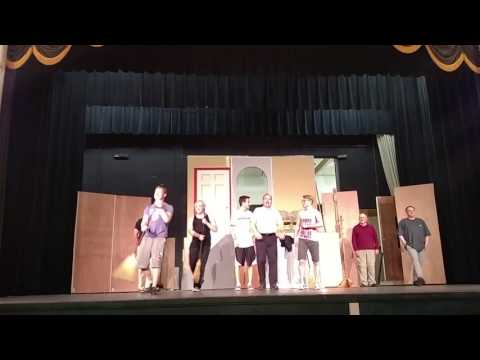 Hello, Dolly! - It Takes a Woman (REHEARSAL) - May 12, 2016