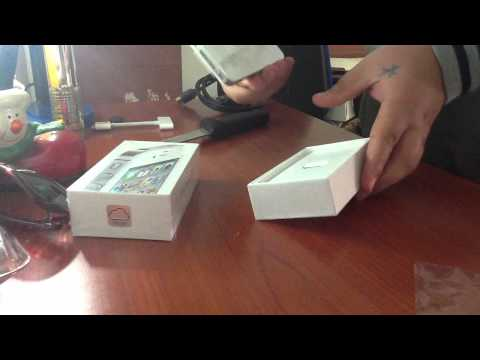 iPhone 4S 16Gb Bianco White Unboxing