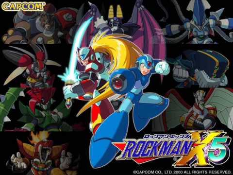 Megaman x5 Opening:Monkey (FULL)