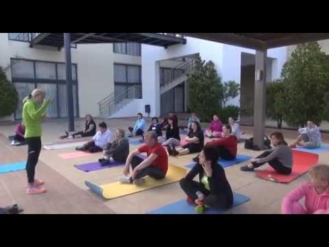 Фитнес-тур студии Марины Корпан на остров Кос. Отчёт. Май 2014