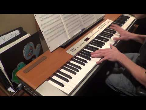 Disney Pixar's Up - Married Life (Main Theme) for Piano Solo HD
