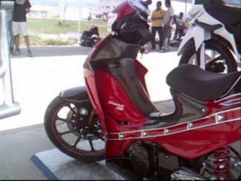 Suzuki Smash 115 Setup Suzuki Smash 115