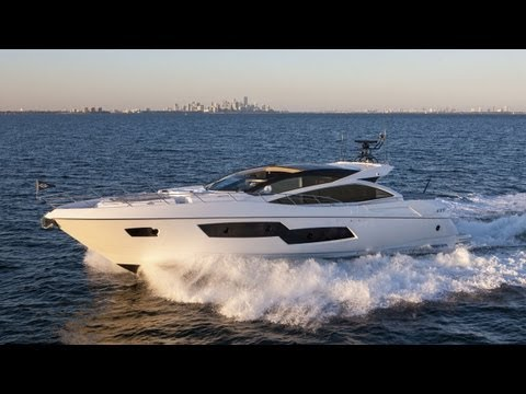 Sunseeker Predator 80 From Motor Boat &amp  Yachting