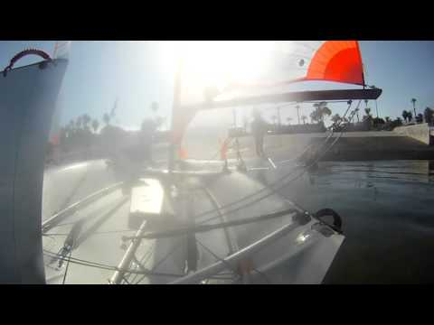 BootCamp Sailors Do Wednesday Night Melges 24 Racing
