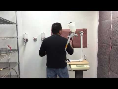 K2 Forums Measures Spray Gun Material