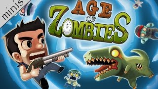 [PSP Gameplay] Age Of Zombies