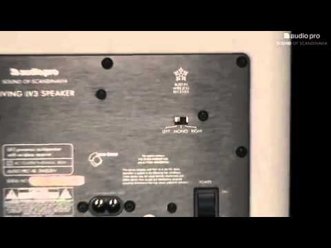 Audio Pro Living LV3