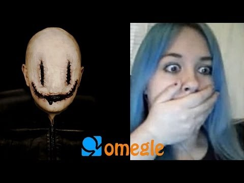 Smiley Goes On Omegle! video