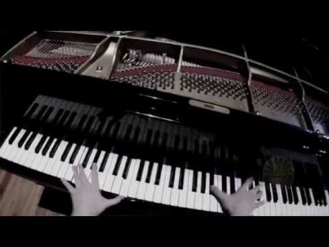 """17-year-old pianist plays """"The Chase"""" - GoPro video"""