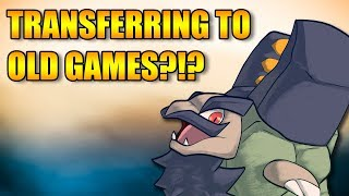 WHAT HAPPENS WHEN YOU TRANSFER POKEMON FROM GENERATION 7 TO OLDER GAMES?