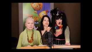 Watch Nina Hagen Pollution Pirates video