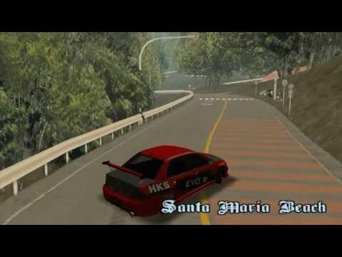 Mitsubishi Evo 8 Tuned