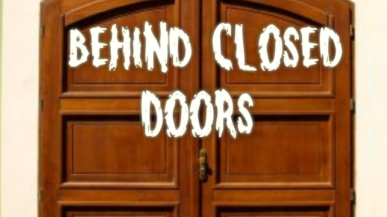 an analysis of behind closed doors Behind closed doors summary supersummary, a modern alternative to sparknotes and cliffsnotes, offers high-quality study guides that feature detailed chapter summaries and analysis of major themes, characters, quotes, and essay topics.