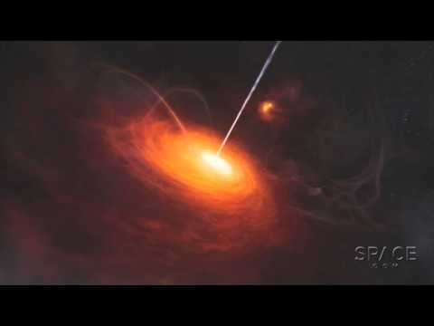 Most Powerful Quasar Discovered | Video