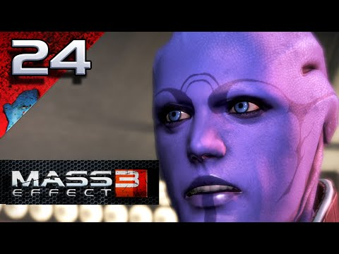 Mr. Odd - Let's Play Mass Effect 3 [BLIND] - Part 24 - OLEG