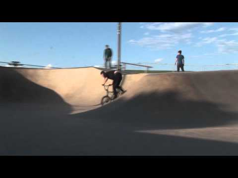 One Day BMX Edit Back in Canyon City with Kody Pollock