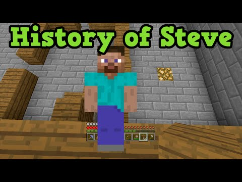 Minecraft - Who Is STEVE? - History