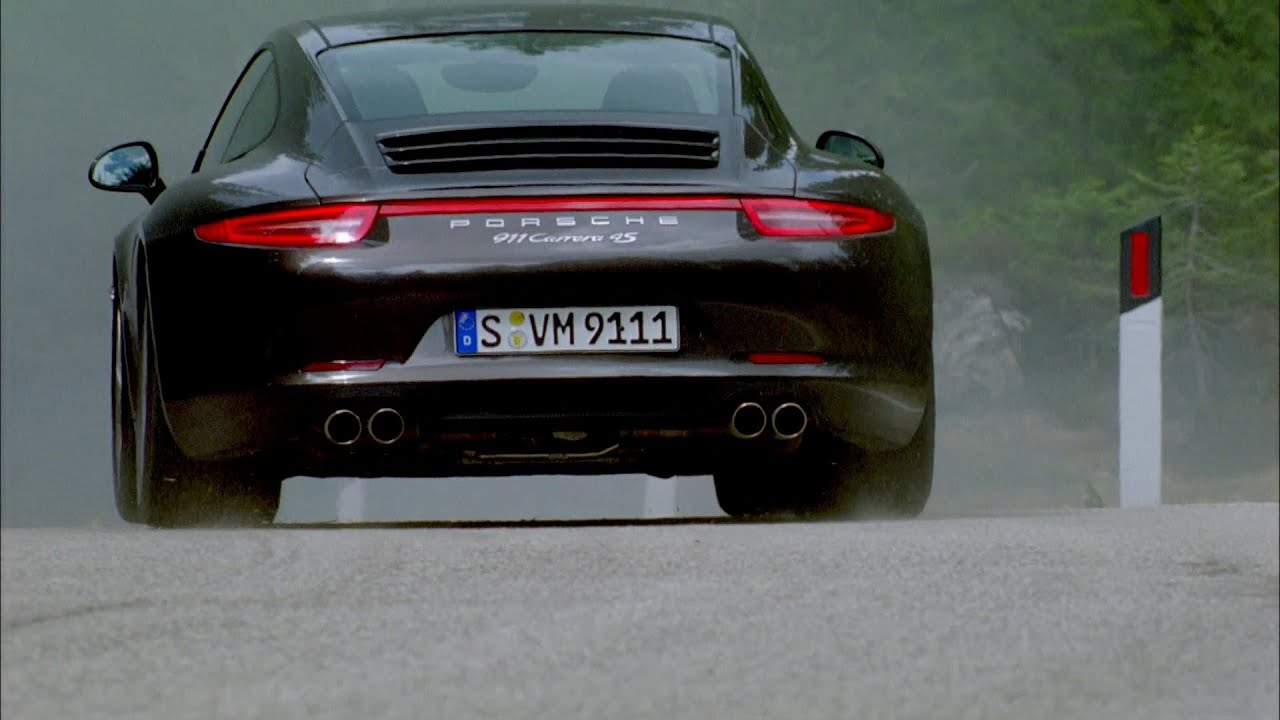 2013 porsche 911 carrera 4s 991 trailer youtube. Black Bedroom Furniture Sets. Home Design Ideas
