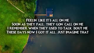 Kevin Gates Imagine That lyrics