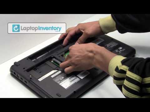 Toshiba Satellite Laptop Repair Fix Disassembly Tutorial | Notebook Take Apart, Remove & Install