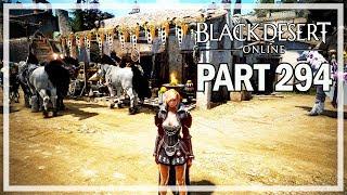 Black Desert Online - Dark Knight Let's Play Part 294 - Lauren Box