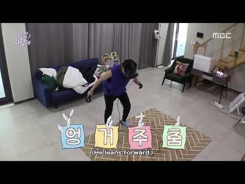 [Engsub/IndoSub] Xiumin and Kang Daniel on Dangerous Outside the Blankets EP2