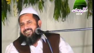 Mufti Mohammad Iqbal Chishti... Mehfil-e-Wajdan 2012
