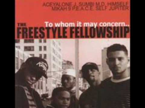 Freestyle Fellowship - Cornbread