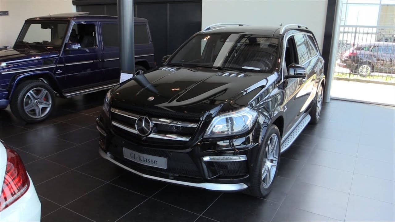 Mercedes Benz GL63 AMG 2015 In Depth Review Interior