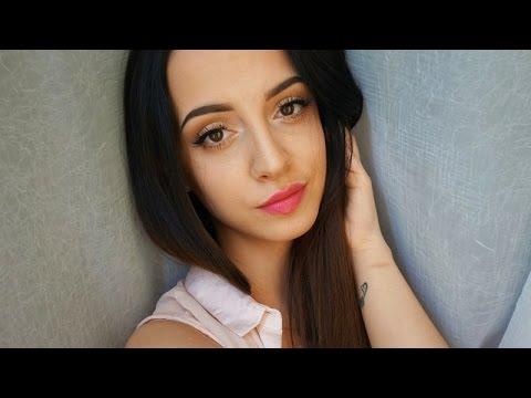Zuzu Crochet Braids : Codzienny makija? EDYCJA WIOSENNA My everyday Makeup Routine SPRING ...