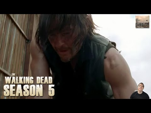 The Walking Dead Season 5 Episode 13 - Forget Video Predictions video