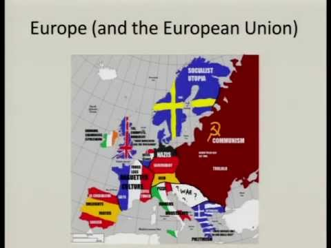 Current Issues: Europe and the EU - Stephen Moore