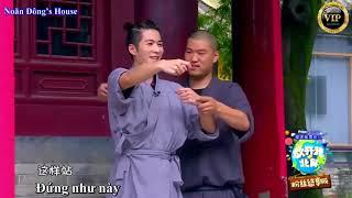 [Vietsub] Baby let me go mùa 3: Trần Học Đông học túy quyền