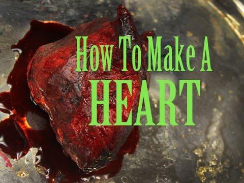 How To Make a Human Heart