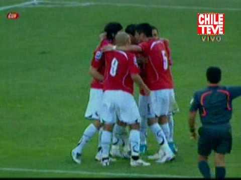 Colombia 2 Chile 4 Eliminatorias Sudafrica 2010
