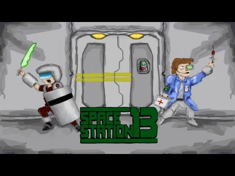 Space Station 13 (SS13) – Part Thirty-Three – Bible Bashing [HD]