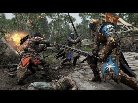 Team CaRtOoNz vs Team Nogla   For Honor: Dominion
